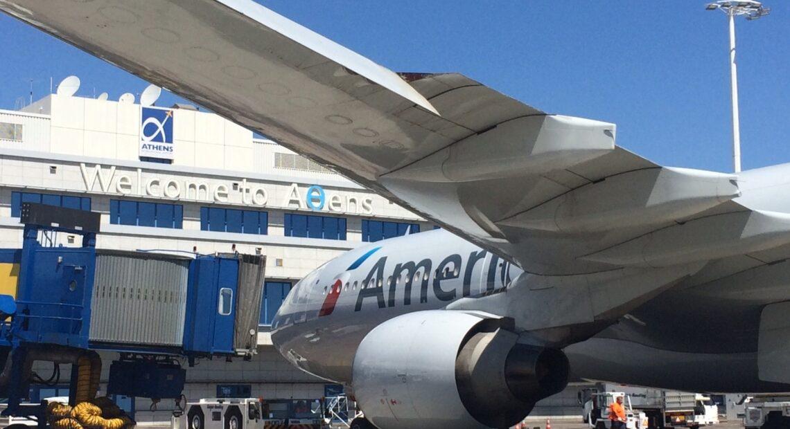 American Airlines: Έως και 3 πτήσεις την ημέρα Αθήνα – ΗΠΑ, από τις 5 Ιουνίου