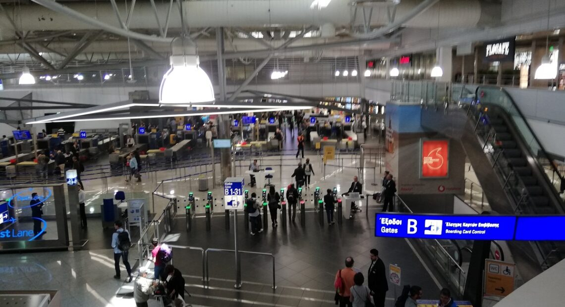 Athens Airport Sees Strong Travel Demand for Summer 2021, Expects Rise in Arrivals