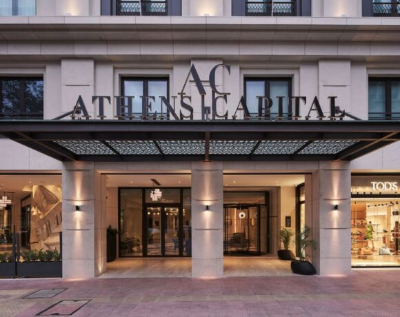 Athens Capital Hotel-MGallery Collection Opening on May 10