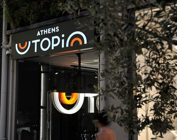 Athens Utopia Ermou Hotel Will Welcome Guests from May 14