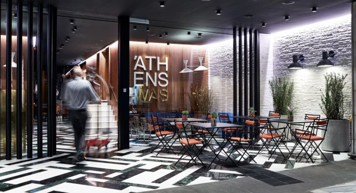 AthensWas Luxury Hotel and SENSE Restaurant Set to Open on May 14