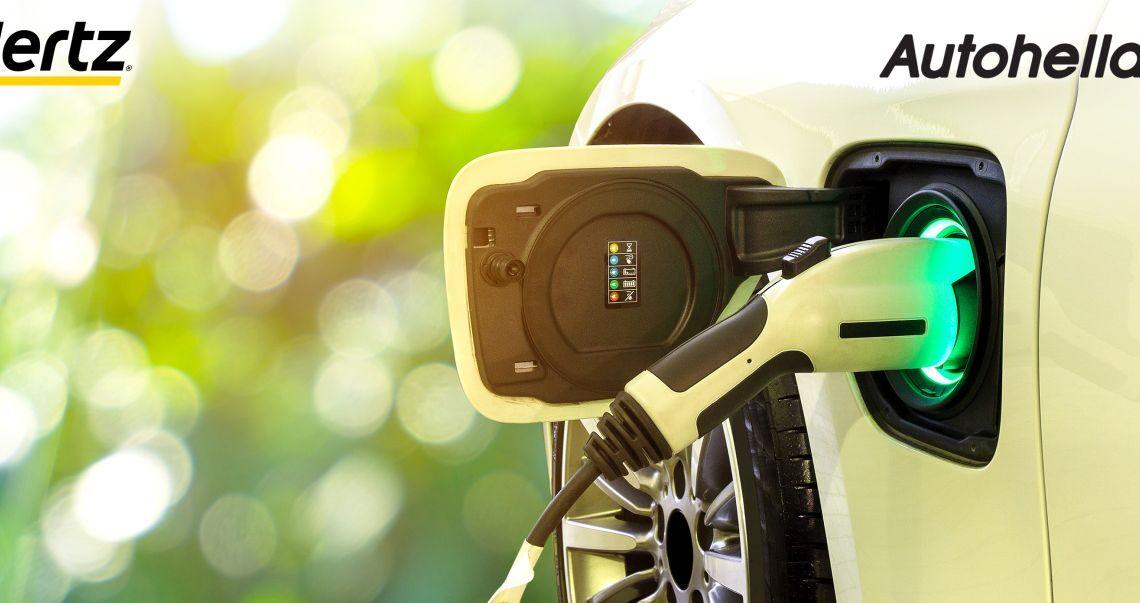 Autohellas-Hertz Increases Fleet of Electric Cars