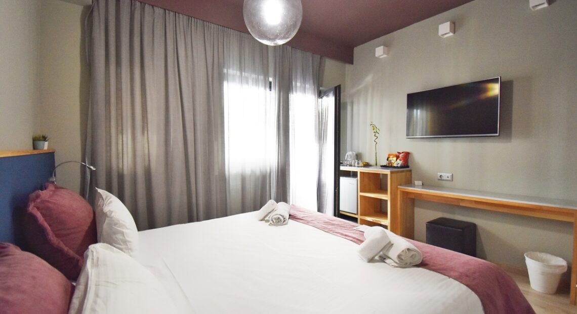 Be My Guest Athens Hotel Will Reopen on June 1