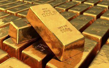 Ήπια κέρδη για τον χρυσό