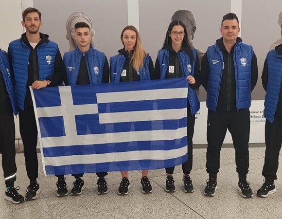 Αναχώρησε η ομάδα με στόχο τα Ολυμπιακά εισιτήρια
