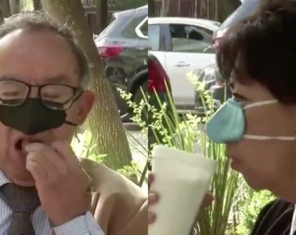 Αυτές οι μάσκες για τη μύτη είναι ιδανικές για όσους τρώνε και πίνουν