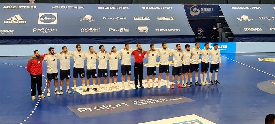 Γαλλία- Ελλάδα 46-30 στο τελευταίο παιχνίδι της Εθνικής