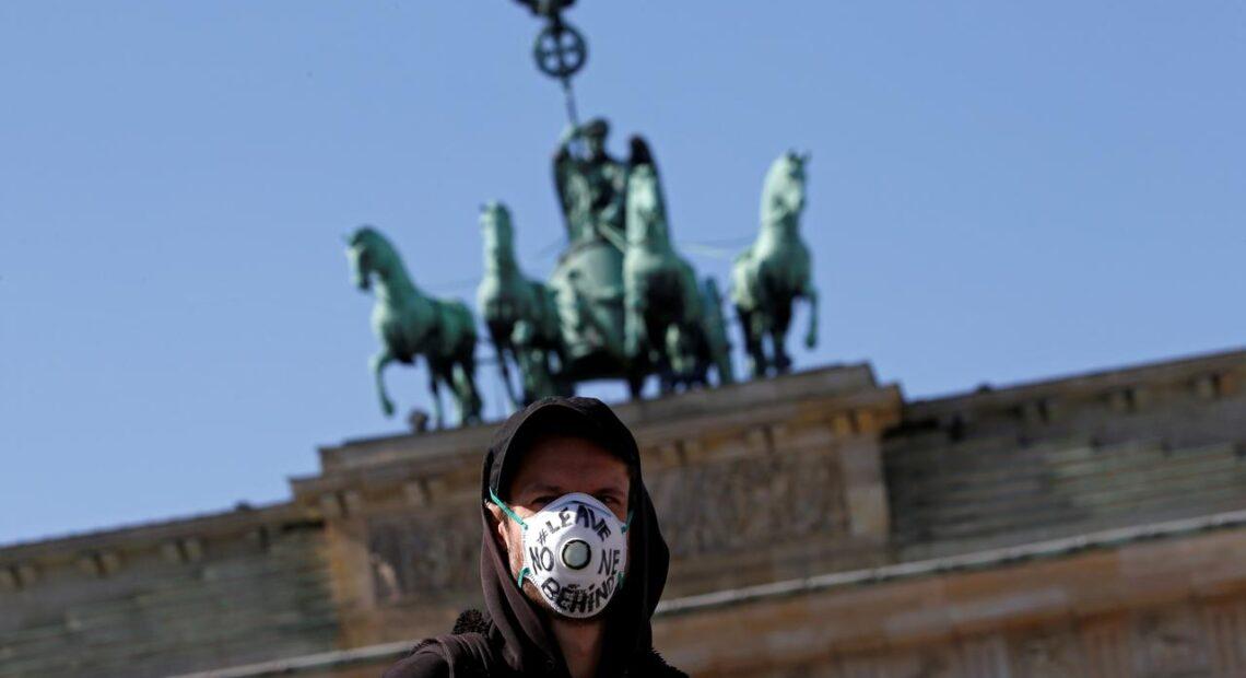 Γερμανία: Ορατές οι πρώτες ενδείξεις για την εκτόνωση της πανδημίας