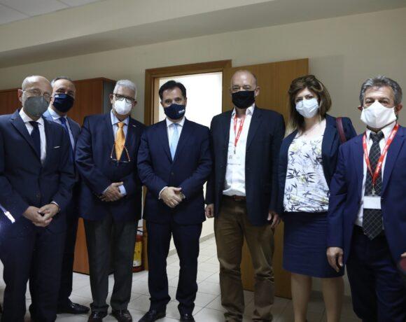 Γεωργιάδης: Το εργοστάσιο της ΕΛΒΟ αναγεννάται