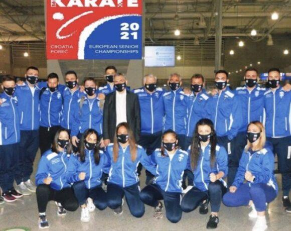 Για διακρίσεις και με προοπτική Ολυμπιακής πρόκρισης στην Κροατία