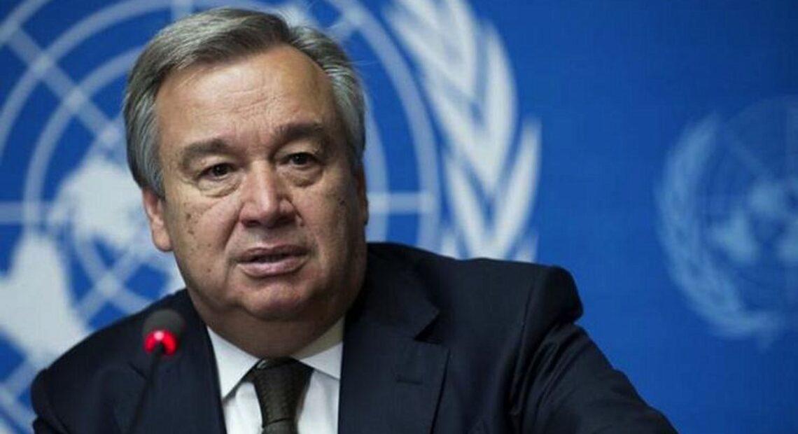 Γκουτέρες (ΟΗΕ): Nα διπλασιαστεί η παραγωγή εμβολίων κατά της COVID-19 και να διανεμηθεί δικαιότερα