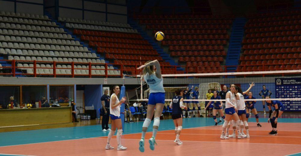 Δεύτερη νίκη της Εθνικής γυναικών επί της Ουκρανίας