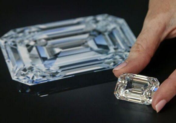 Διαμάντι 101 καρατίων στο σφυρί – Τι τιμή αναμένεται να πιάσει