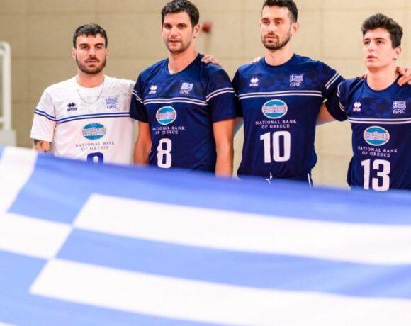 Ευρωβόλεϊ ανδρών: Δύσκολη κλήρωση για την Εθνική