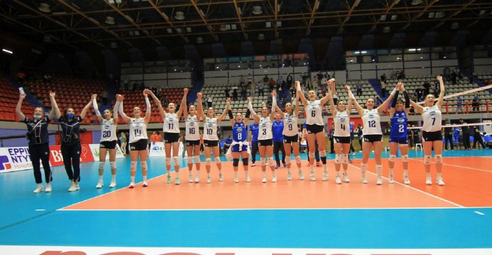 Ευρωβόλεϊ γυναικών 2021: Στον όμιλο της Βουλγαρίας η Εθνική
