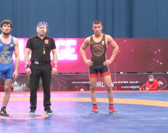 Ευρωπαϊκό Κ23: Στον ημιτελικό ο Κουγιουμτζίδης!