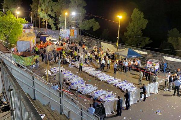 Ισραήλ: Έρευνα για το ποδοπάτημα στο θρησκευτικό φεστιβάλ ξεκινά ο κρατικός ελεγκτής