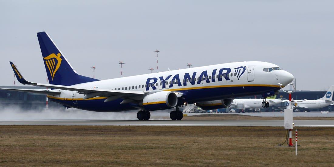 Λευκορωσία: Ένας Έλληνας μεταξύ των επιβατών που κατέβηκαν στη Λευκορωσία από την πτήση της Ryanair