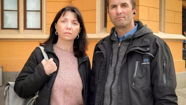 Λευκορωσία: «Θα τον σκοτώσουν, σώστε το παιδί μας» – Κραυγή αγωνίας από τους γονείς του δημοσιογράφου