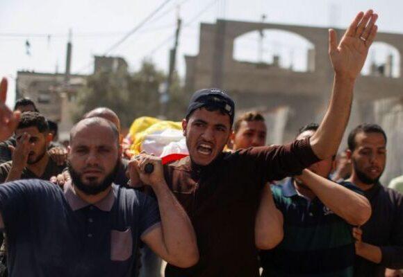 Μεσανατολικό: Φονική κλιμάκωση της έντασης μεταξύ ισραηλινού στρατού και Παλαιστινίων