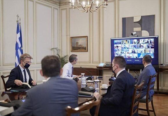 Μητσοτάκης στο υπουργικό συμβούλιο: Από αύριο ενεργοποιείται το Πιστοποιητικό Covid