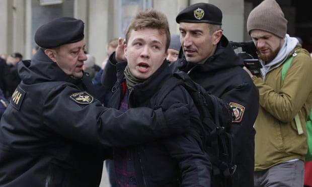 Πτήση Ryanair: Ποιος είναι ο δημοσιογράφος που συνελήφθη από το καθεστώς Λουκασένκο – Έτρεμε από τον φόβο του