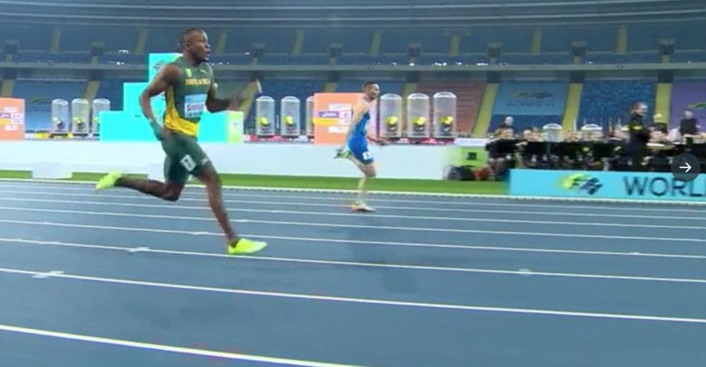 Σιλεσία 2021: Η Ιταλία ταχύτερη στα 4Χ100μ ανδρών