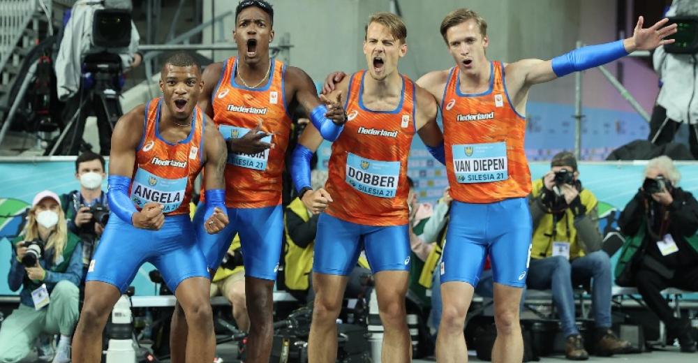 Σιλεσία 2021: Η Ολλανδία φαβορί στα 4Χ400μ ανδρών
