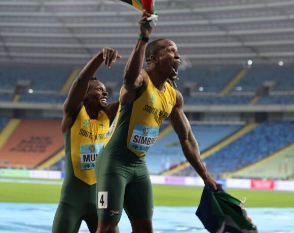 Σιλεσία 2021: Νότια Αφρική η ταχύτερη 4Χ100μ ανδρών!