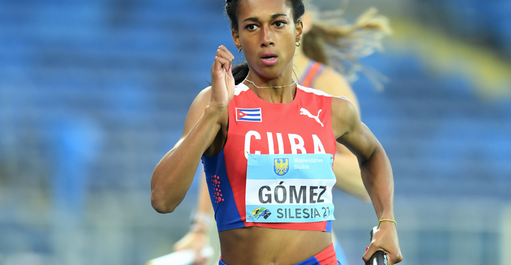Σιλεσία 2021: Σούπερ Κούβα στα 4Χ400μ γυναικών!