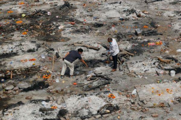 Τραγωδία στην Ινδία: Δώδεκα νεκροί σε ΜΕΘ μετά από πυρκαγιά σε νοσοκομείο
