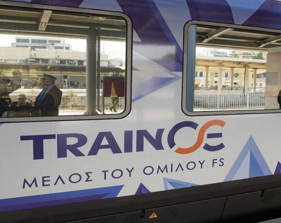 ΤΡΑΙΝΟΣΕ: Φέρνει τρένο υδρογόνου – Έφτασε το δεύτερο «Λευκό Βέλος»