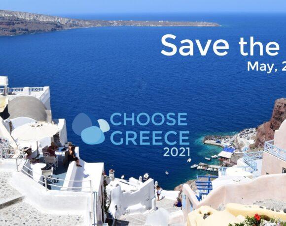 Choose Greece 2021: The Greek Regional Hospitality Plan