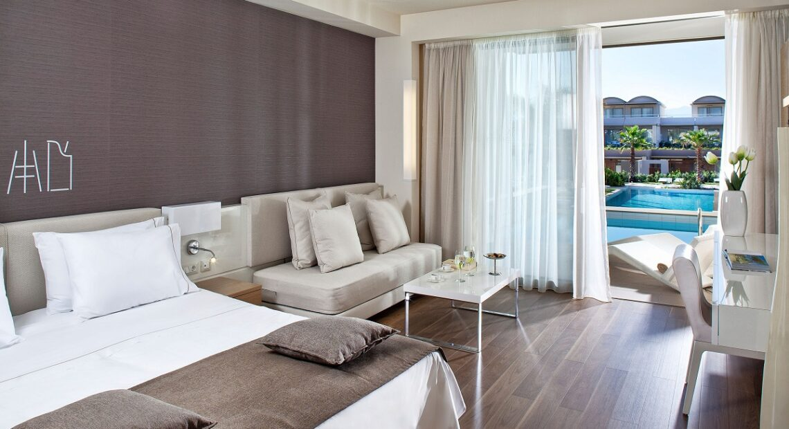 Crete's Avra Imperial Hotel will Welcome Guests from June 24