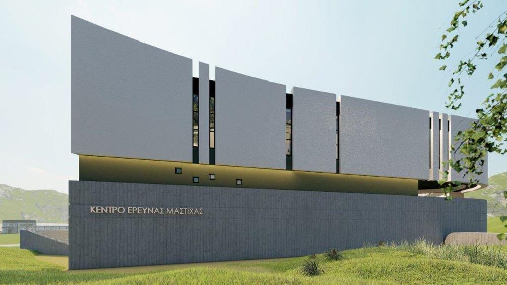 Daikin: Έργο για το νέο βιομηχανικό κέντρο έρευνας εφαρμογών μαστίχας στη Χίο