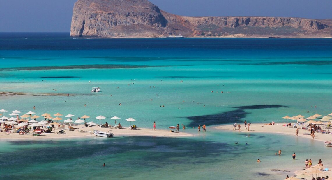 EBD: Greece's Antipaxos, Crete, Corfu Among Europe's Safest Islands for 2021