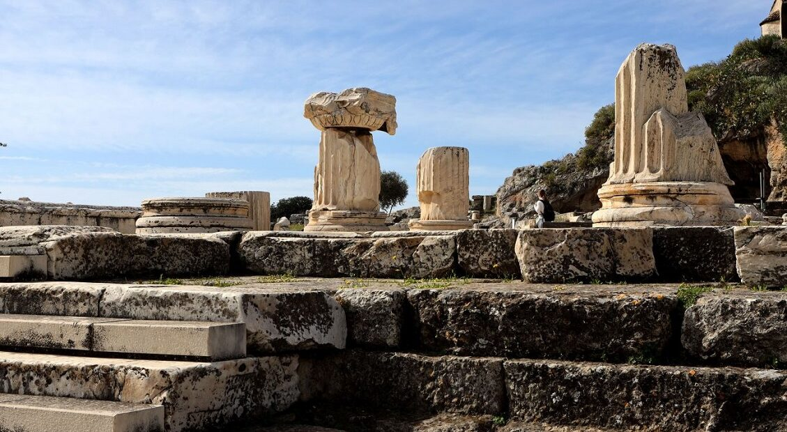 Elefsina Archaeological Site Upgrade to be Completed in 2022