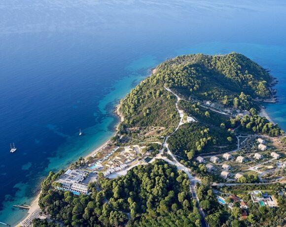 Elivi Skiathos Beachfront Resort Ready to Open on May 28