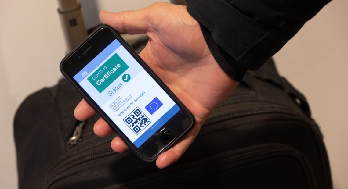 EU Digital COVID Certificate Must Be Ready By July 1, Says European Tourism Manifesto