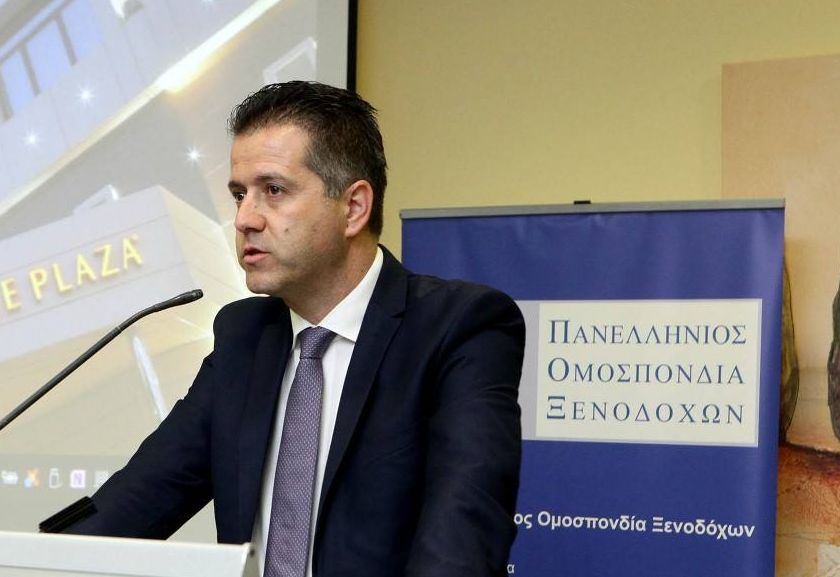 Greek Hotels Have No Liquidity to Re-open Operations, Says Federation