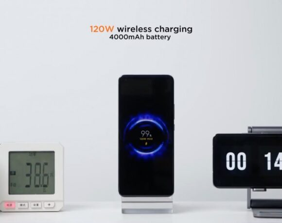 H Xiaomi υπόσχεται πλήρη φόρτιση του smartphone σε 8 λεπτά