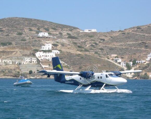 Ios Island Waterway Permit for Seaplane Flights a Done Deal