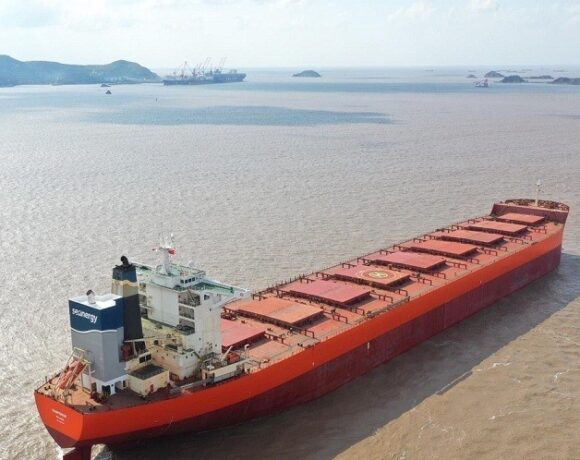 Seanergy Maritime: Παραλαβή του Capesize M/V Flagship – Άμεση χρονοναύλωση και χρηματοδότηση από την Cargill