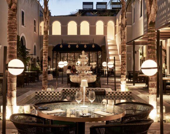 Selene Restaurant on Santorini is Ready to Serve Authentic Gastronomic Experiences