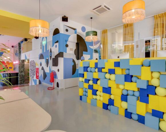 Selina Theatrou Athens Hotel Ready to Offer Authentic Experiences