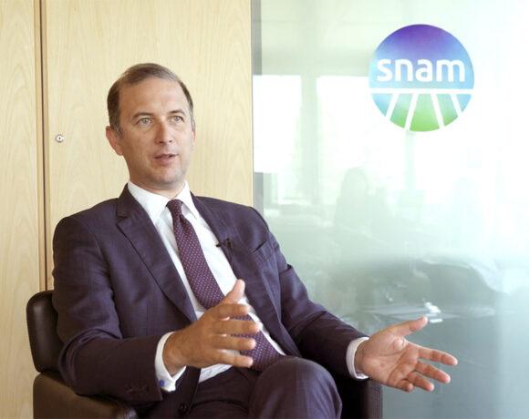 Snam: «Βλέπει» τη Νότια Ιταλία ως νέο ενεργειακό κόμβο μέσω του EU Recovery Plan