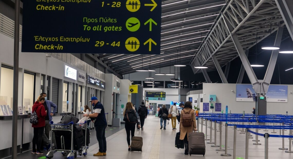 Tα μέτρα ενίσχυσης του αεροπορικού τουρισμού στην Ελλάδα