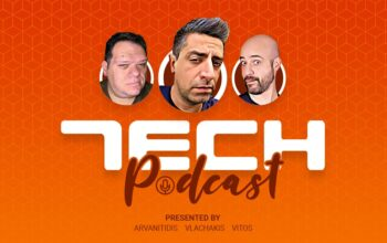 Tech Podcast: MWC 2021, NVIDIA RTX3050, PS5, Qualcomm, Tesla, Skroutz [S01E34 – 13/05/2021]