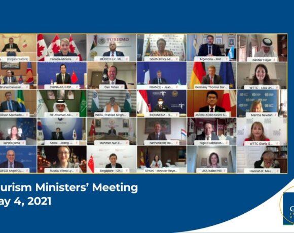 Tourism Recovery, Restoring Trust Top G20 Agenda