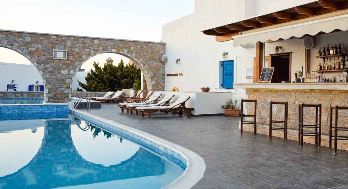 Vigla Hotel Guarantees Safe and Carefree Stay on Amorgos